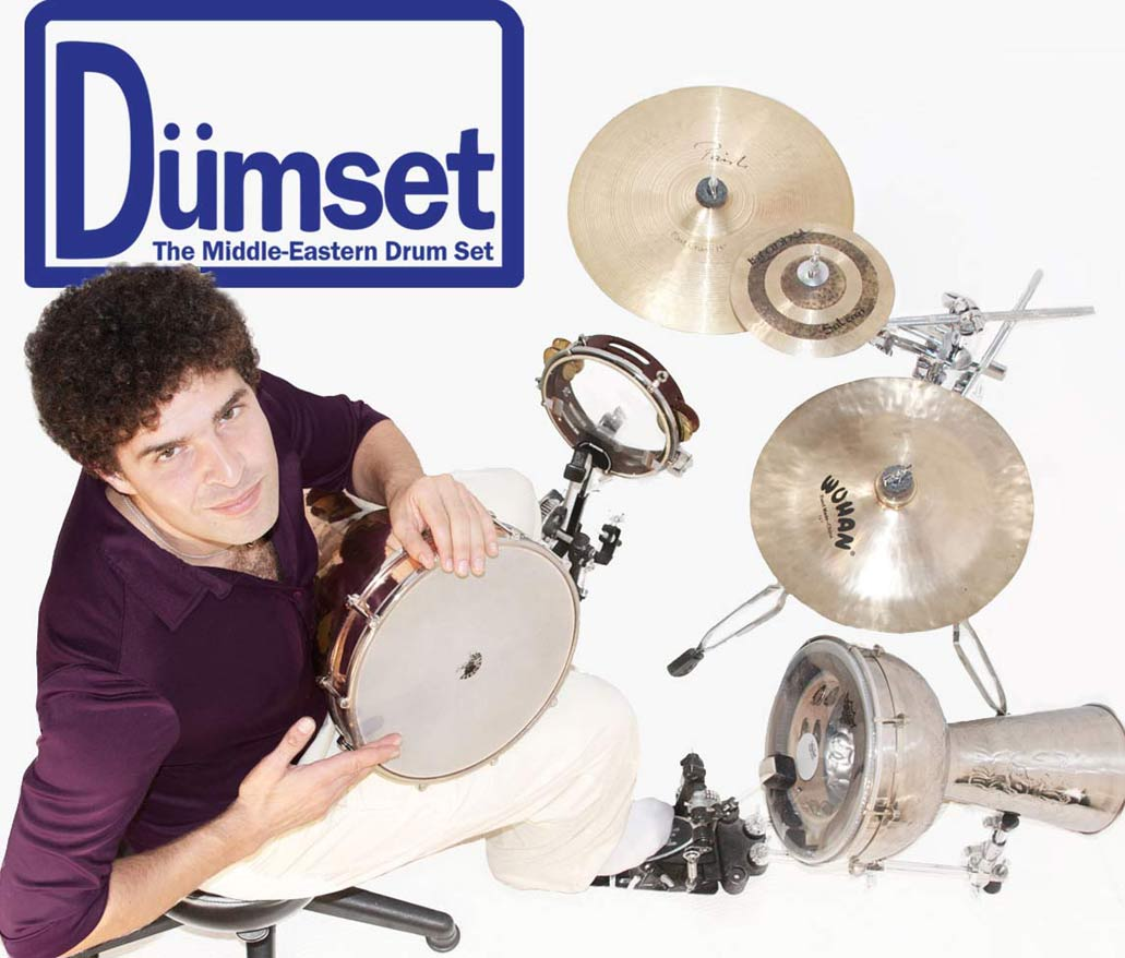 Dümset - The Middle-Eastern Drum Set